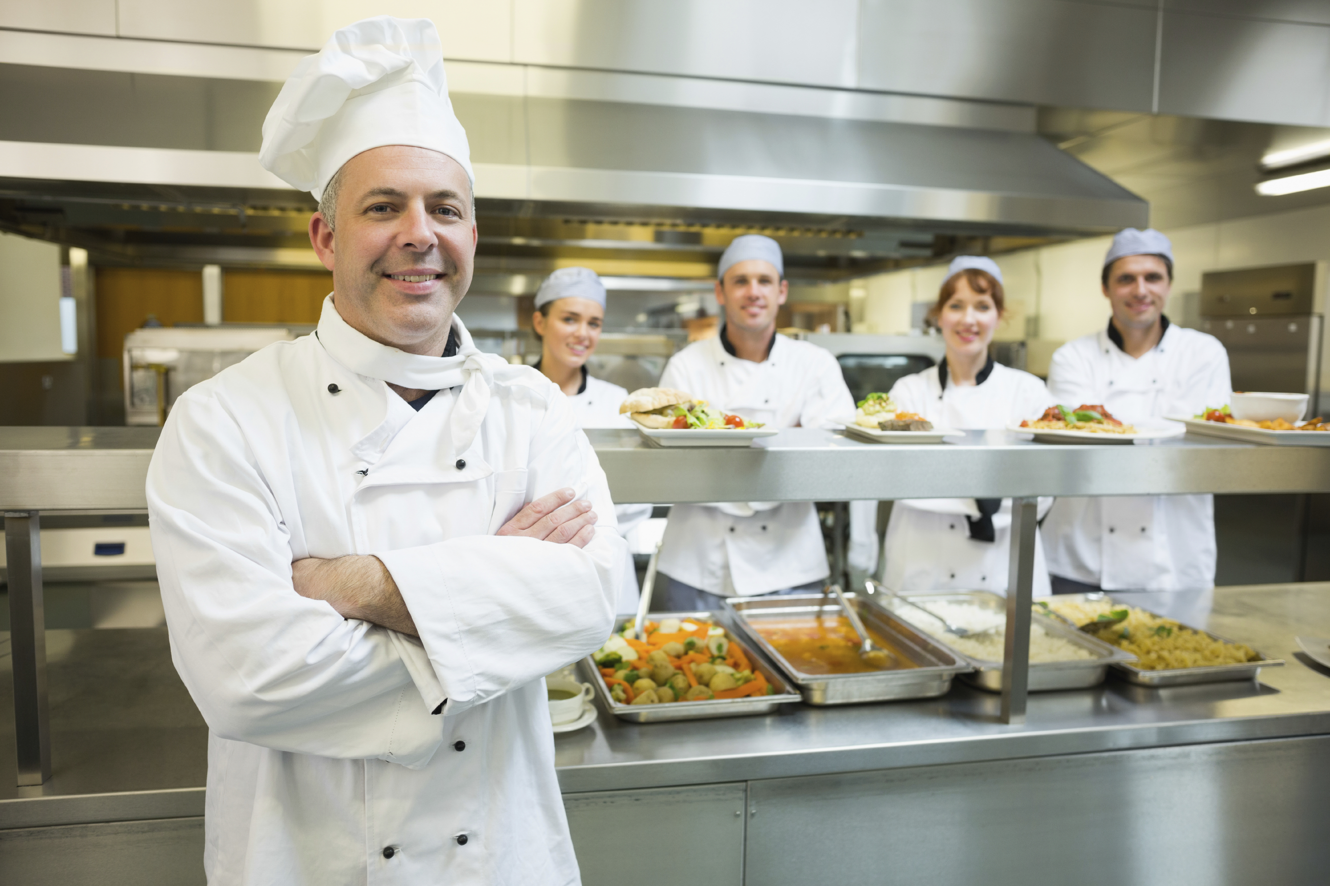 Accountancy services and tax advice for the hospitality industry