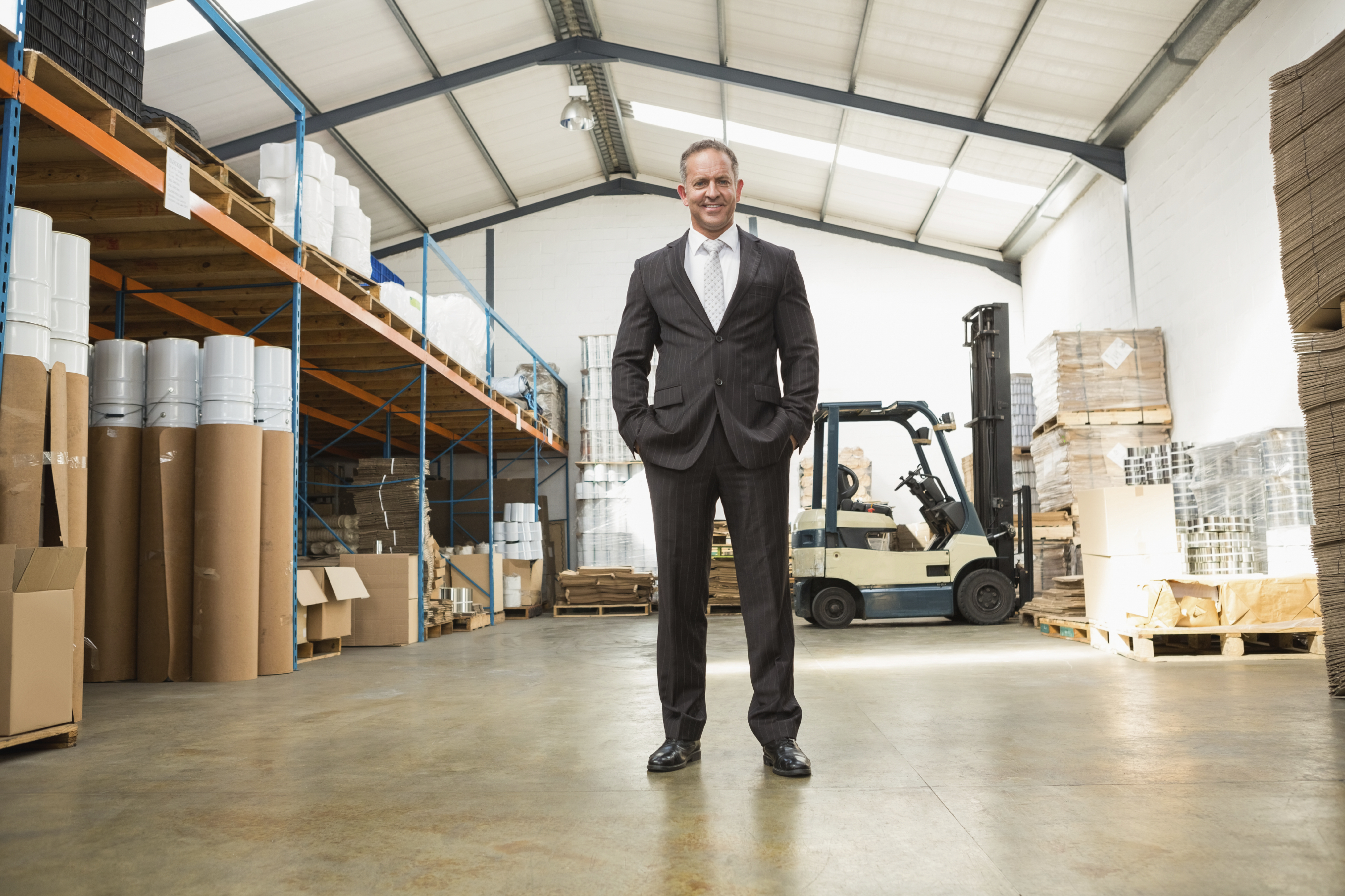 Accountancy services and tax advice for manufacturing and large industry